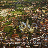 Canterbury Cathedral and City, Kent, England
