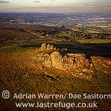 Dartmoor Tor, Haytor Rocks, Devon, England
