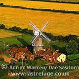 Bircham Windmill, Norfolk, England