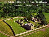 Hulne Priory, Near Alnwick, Northumberland, England