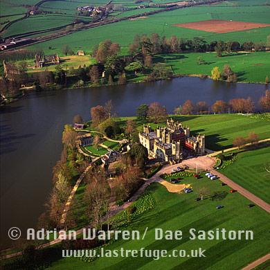 Sherborne New Castle, Dorset, England