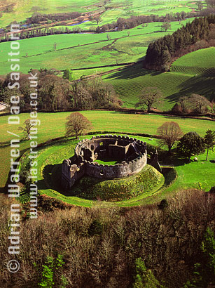 Restormel Castle, Cornwall, England