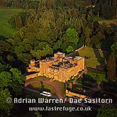 Chillingham Castle, Northumberland, England