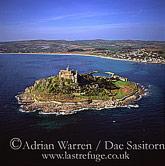 St. Michael's Mount, Marazion, Cornwall, England