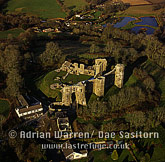 Llawhaden Castle, South Wales