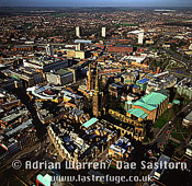 Coventry - the Cathedrals and the city, West Midlands, England