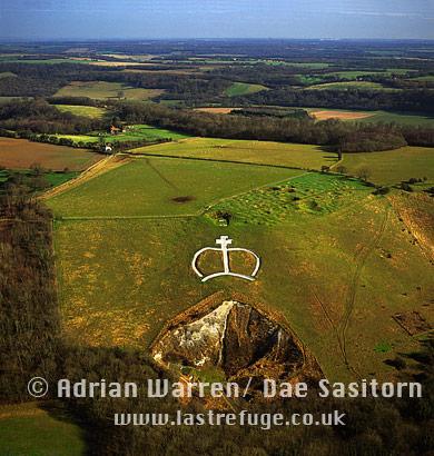 Wye Crown, Kent, England