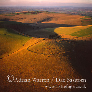 Mount Caburn, East Sussex, England
