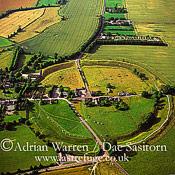 Avebury stone circles, Wiltshire, England