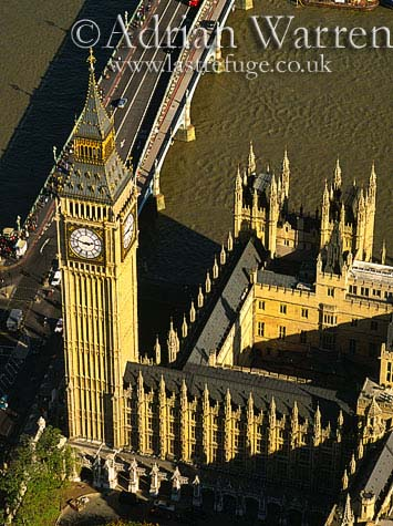 Big Ben, Houses of Parliament, Westminster, Westminster Bridge, London, England