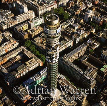 BT Tower, London, England