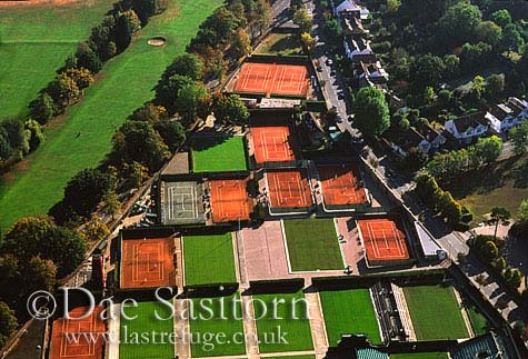 Wimbledon Lawn Tennis Club, Other courts, Wimbledon tennis, London, England