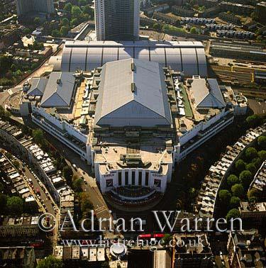 Earls Court Exhibition Centre, London, England