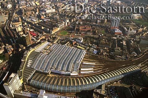 Waterloo Station, London, England