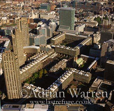 Barbican, London, England