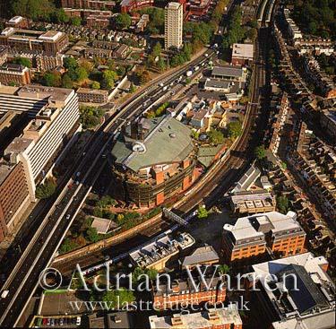 The Ark, 201 Talgarth Road, London, England
