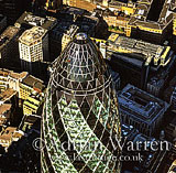 Swiss Re (Gherkin), London, England