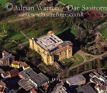 Colchester Castle, Colchester, Esssex, England