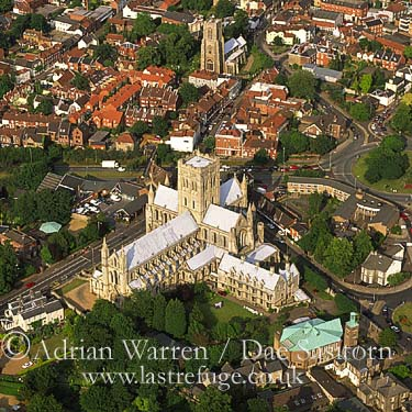The Roman Catholic Cathedral of St John the Baptist, Norwich, Norfolk, England