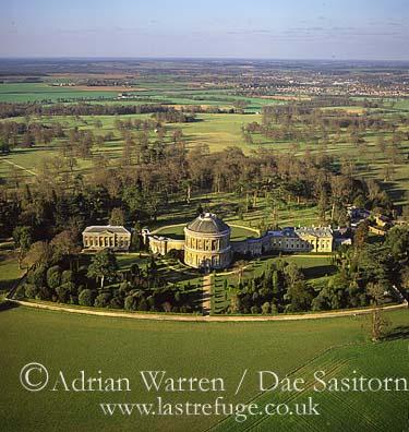 Ickworth House, Suffolk, East Anglia, Suffolk, England