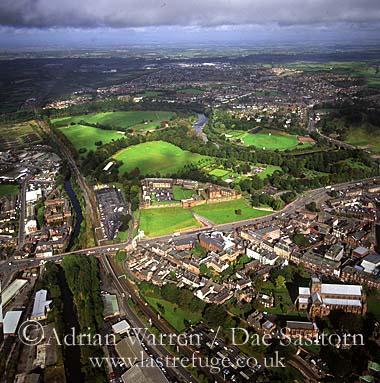 Carlisle Castle, Carlisle, Cumbria, England