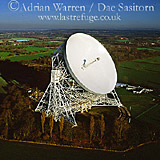 Jodrell Bank Radio Observatory, Cheshire, England