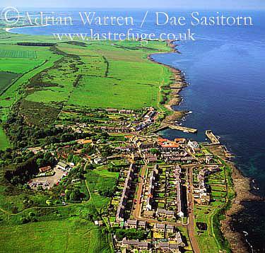 Craster, Northumberland, England