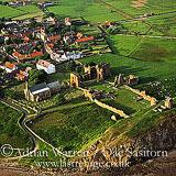 Lindisfarne Priory, Holy Island, Northumberland, England
