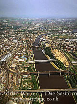 Newcastle-upon-Tyne, Newcastle-upon-Tyne Bridges, Tyne and Wear, England
