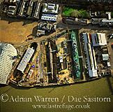 Chatham Historic Dockyard, Kent, England