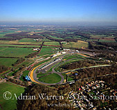Brands Hatch race course, Kent, England