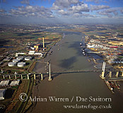 Dartford Crossing, Kent, England