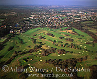 Golf Course, Woodcote Park, Surrey, England