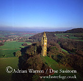 Abberley Hall Clock Tower, Worcestershire, England