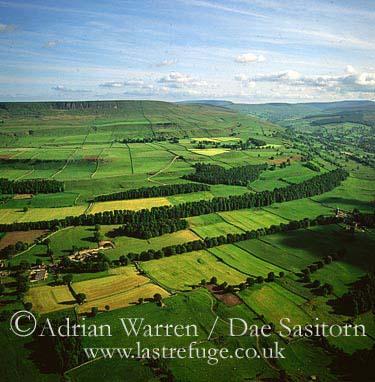 Addlebrough, Yorkshire Dales, Yorkshire, England