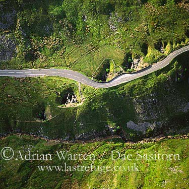 Butter Tubs Pass, Yorkshire Dales, Yorkshire, England