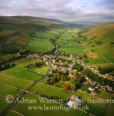 Kettlewell, Wharfedale, Yorkshire Dales, Yorkshire, England
