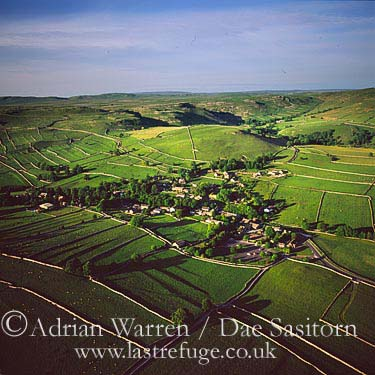 Malham, Yorkshire Dales, Yorkshire, England