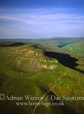 Pen-y-Ghent, Yorkshire Dales, Yorkshire, England