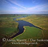 Angram Reservoir, Nidderdale, Yorkshire Dales, North Yorkshire, England