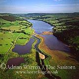 Gouthwaite Reservoir, Nidderdale, Yorkshire Dales, North Yorkshire, England