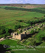Bolton Castle, Yorkshire Dales, Yorkshire, England