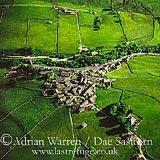Muker, a hamlet in Swaledale, Yorkshire Dales, Yorkshire, England