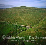 Arten Gill Railway viaduct, Yorkshire Dales, Yorkshire, England