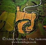 River Ure near Middleham, Yorkshire Dales, Yorkshire, England