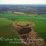 Castle an-Dinas, Near Bodmin, Cornwall, England