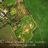 Carn Euny Ancient Ruined Settlement, Iron age village, Sancreed, Cornwall, England