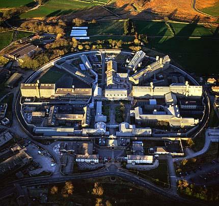 Dartmoor Prison, Princetown, Dartmoor, Devon, England