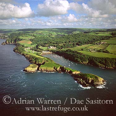 Combe Martin, Devon, England