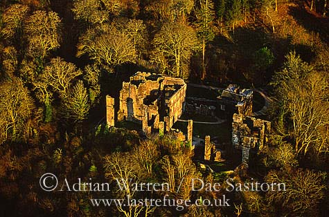 Berry Promeroy Castle, Near Totnes, Devon, England